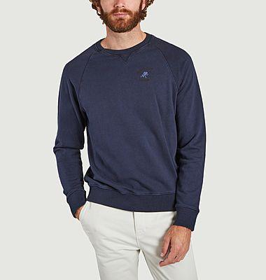 Mao Sweatshirt aus Bio-Baumwolle