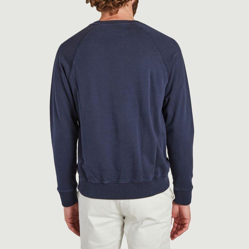 Sweatshirt en coton bio Mao  - Cuisse de Grenouille