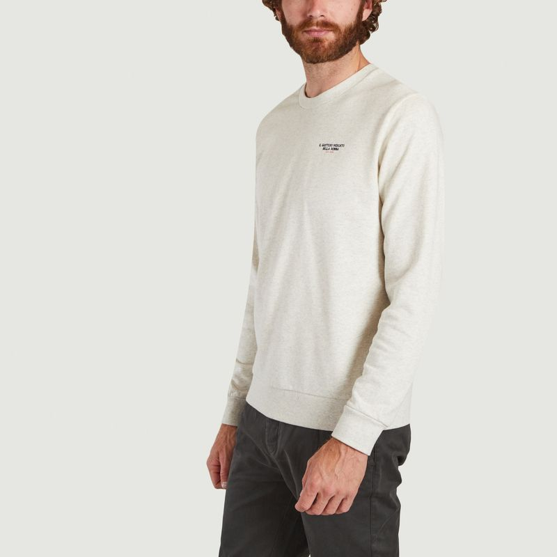Sweatshirt  Marty - Cuisse de Grenouille