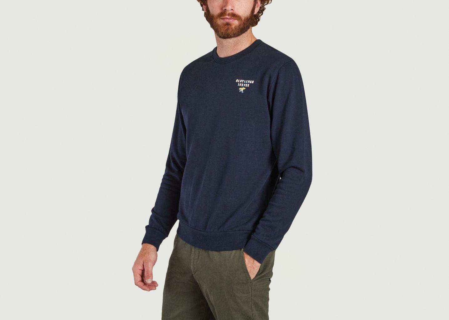 Sweatshirt Kurt  - Cuisse de Grenouille