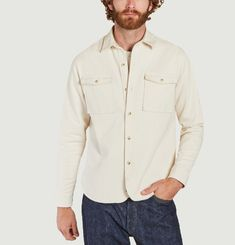 Marius shirt Cuisse de Grenouille