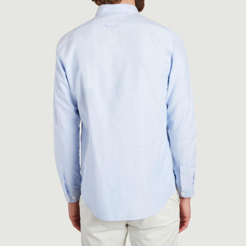 Chemise à boutons Broderie Maison  - Cuisse de Grenouille