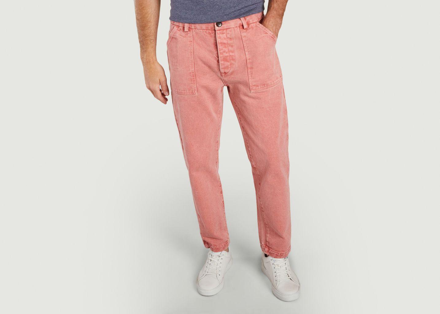 Pantalon Chino Pocket - Cuisse de Grenouille