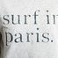 matière Sweat Ernestine Surf In Paris - Cuisse de Grenouille