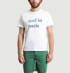 Surf in Paris Gagnant T-shirt