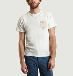 Vaguelette Pocket T-Shirt
