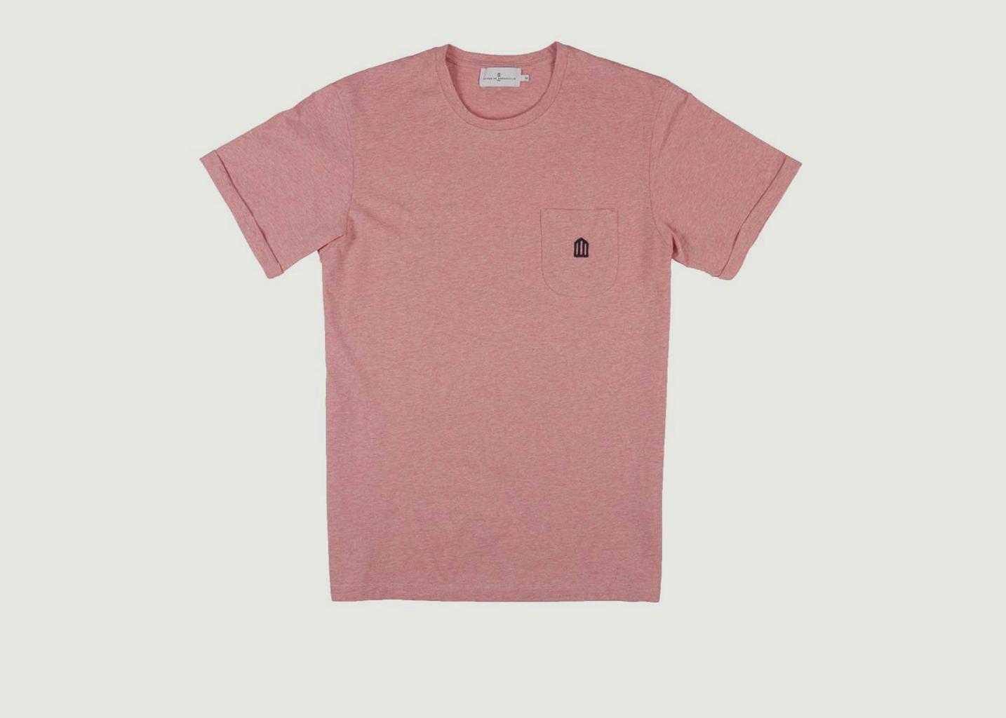 T-shirt Poche Logo - Cuisse de Grenouille