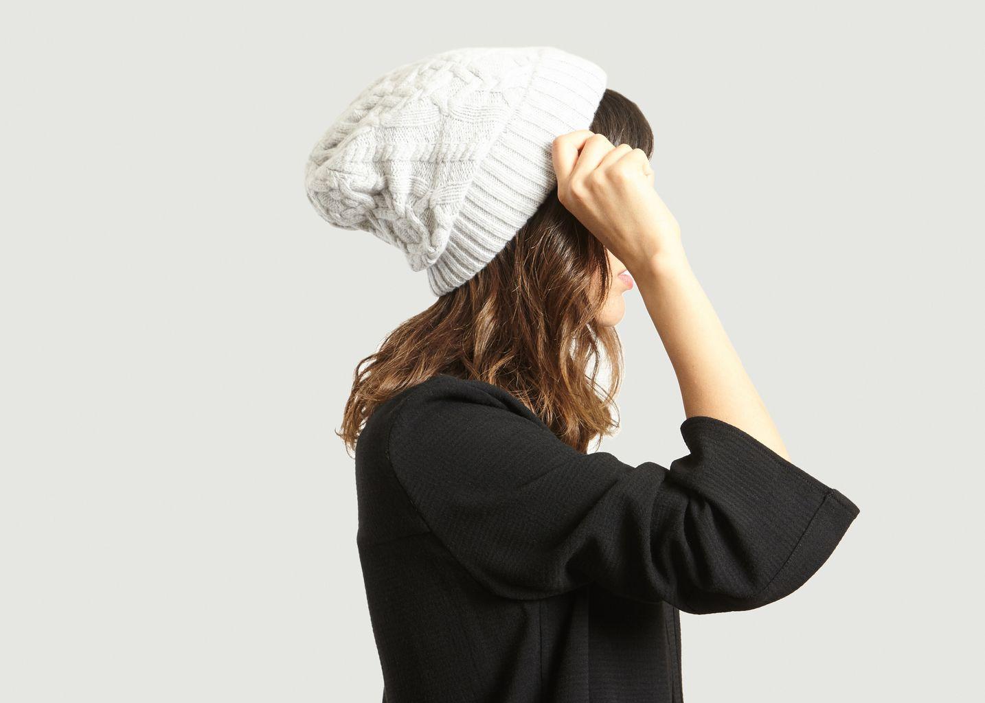 Bonnet Tricot Foule - Cuisse de Grenouille