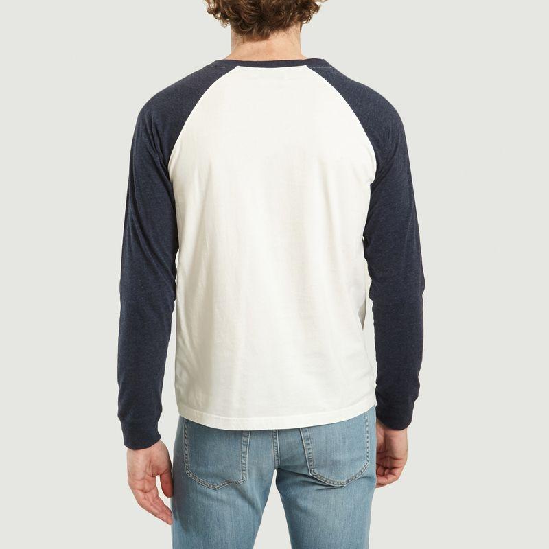 T-Shirt Manches Longues Baseball Jonas - Cuisse de Grenouille