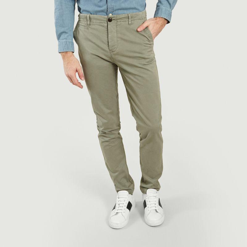Pantalon Chino Classic - Cuisse de Grenouille