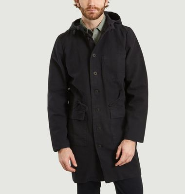 Joe cotton summer parka