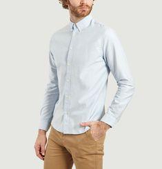 Johnson Shirt With Logo