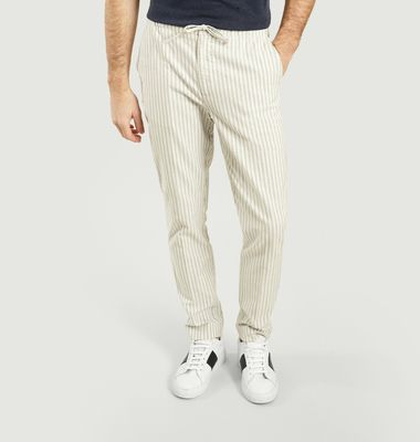 Pantalon Rayé Joey