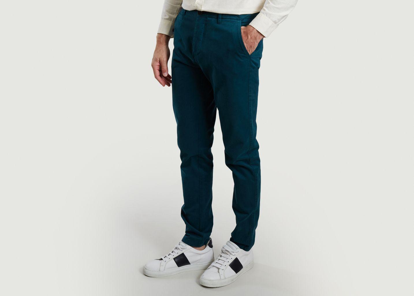Pantalon Chino Classic en coton bio - Cuisse de Grenouille