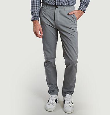 Pantalon en coton bio Chino Classic
