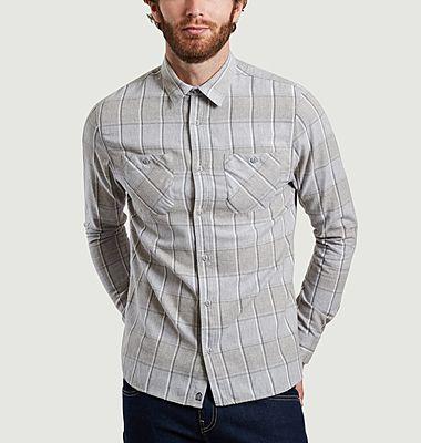 Chemise à carreaux Klotaire