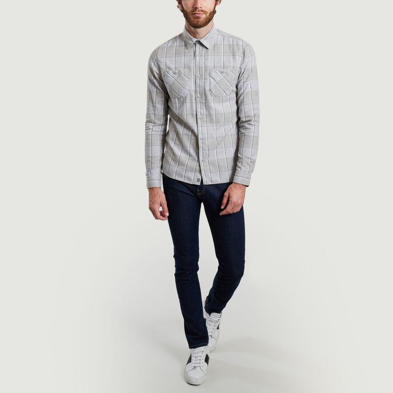 Chemise à carreaux Klotaire - Cuisse de Grenouille