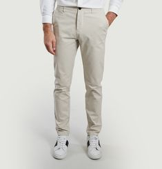 Pantalon Chino Classic en coton bio