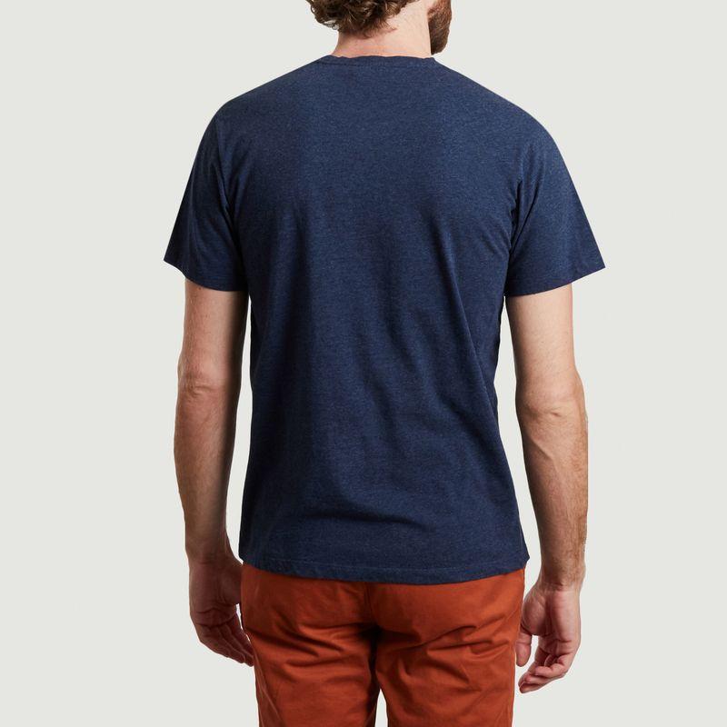 T-shirt imprimé surf in paris en coton bio Karlito - Cuisse de Grenouille