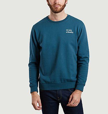 Sweatshirt brodé Karim