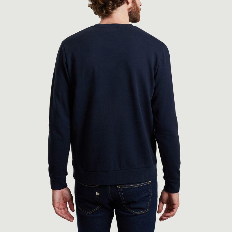 Sweatshirt brodé Konstantin - Cuisse de Grenouille