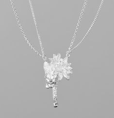 Chasseur Flower Necklace