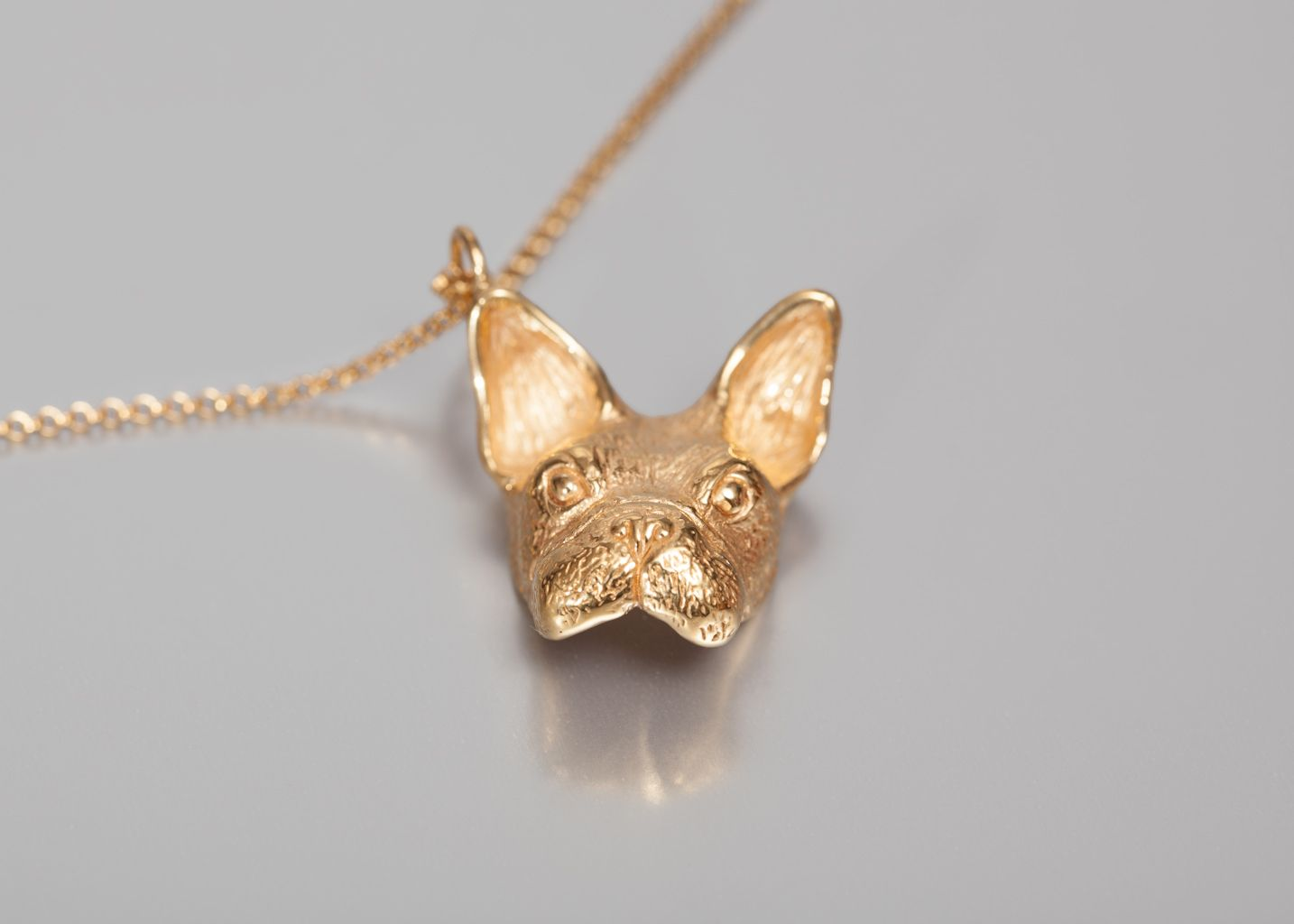 Collier Masque de Bulldog - Culoyon