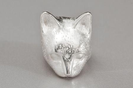 Bague Masque de Chat - Culoyon