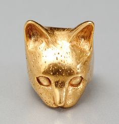 Mask of Cat Ring