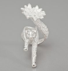 Chasseur Flower Ring