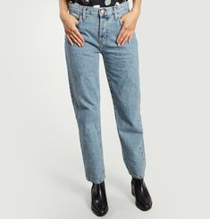 The Original Straight Jeans