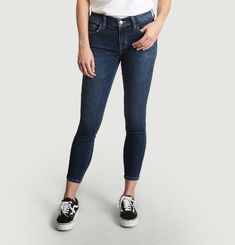 Jean Stiletto Coupe Skinny