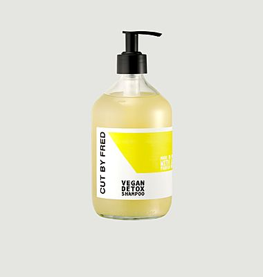 Detox Vegan Shampoo 520ml