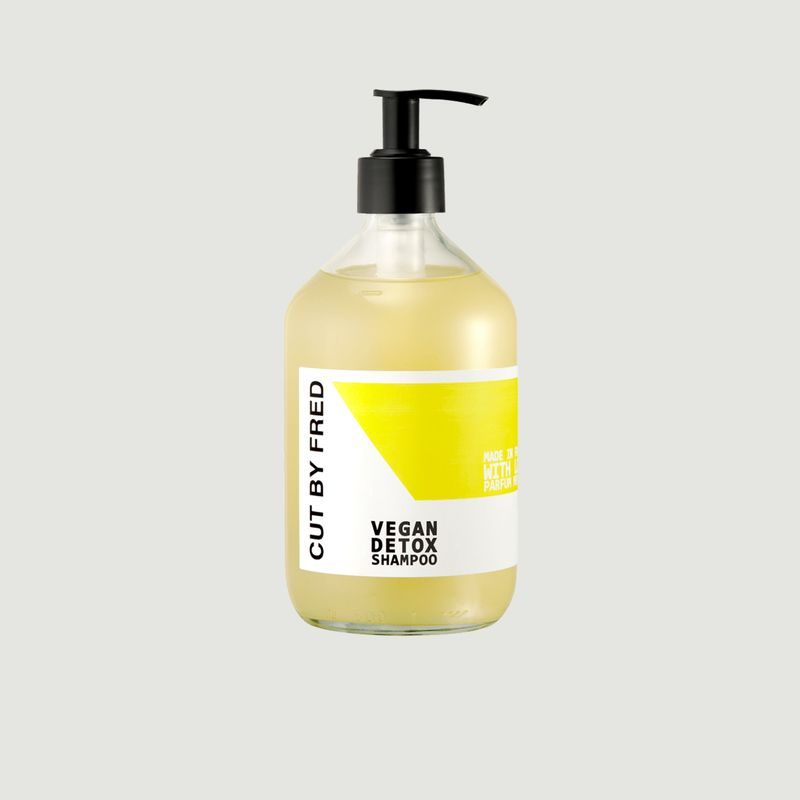 Shampooing Detox Vegan 520ml - Cut by Fred