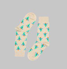 Cactus Sombrero Socks