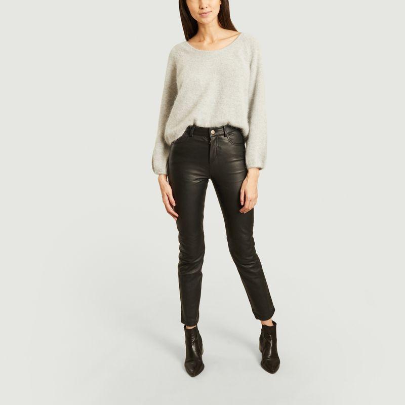 Pantalon en cuir Phoenix - Deadwood