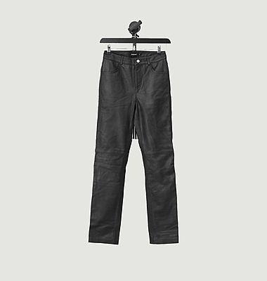 Pantalon en cuir Phoenix