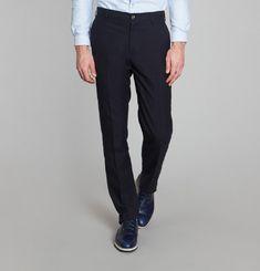 Pantalon Coton Natté