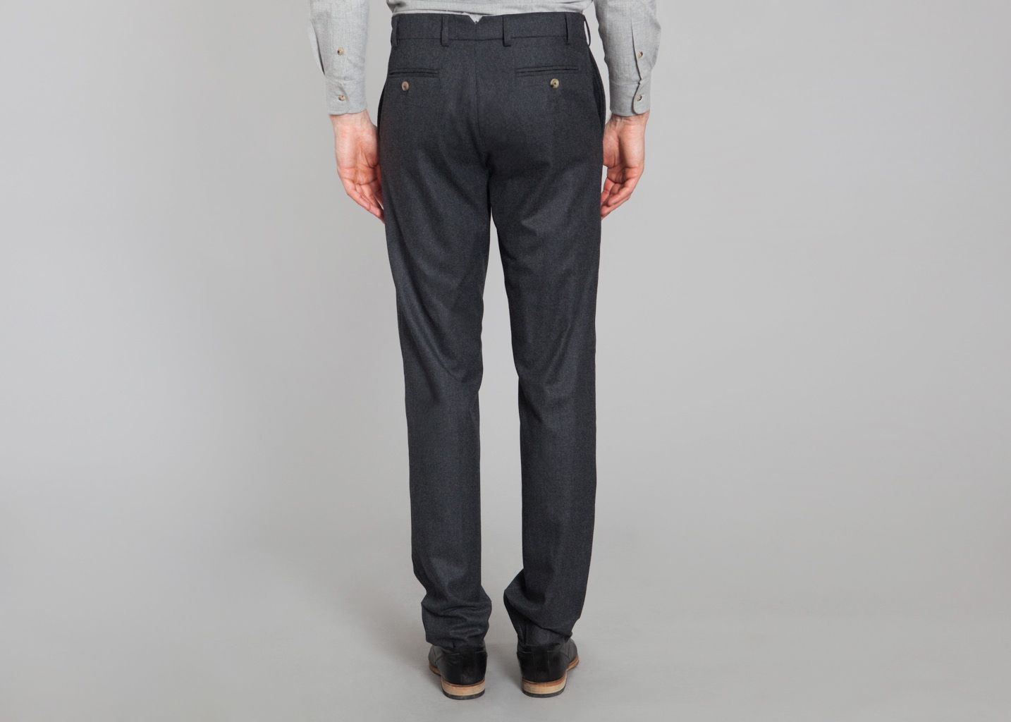 Pantalon Flanelle - De Bonne Facture