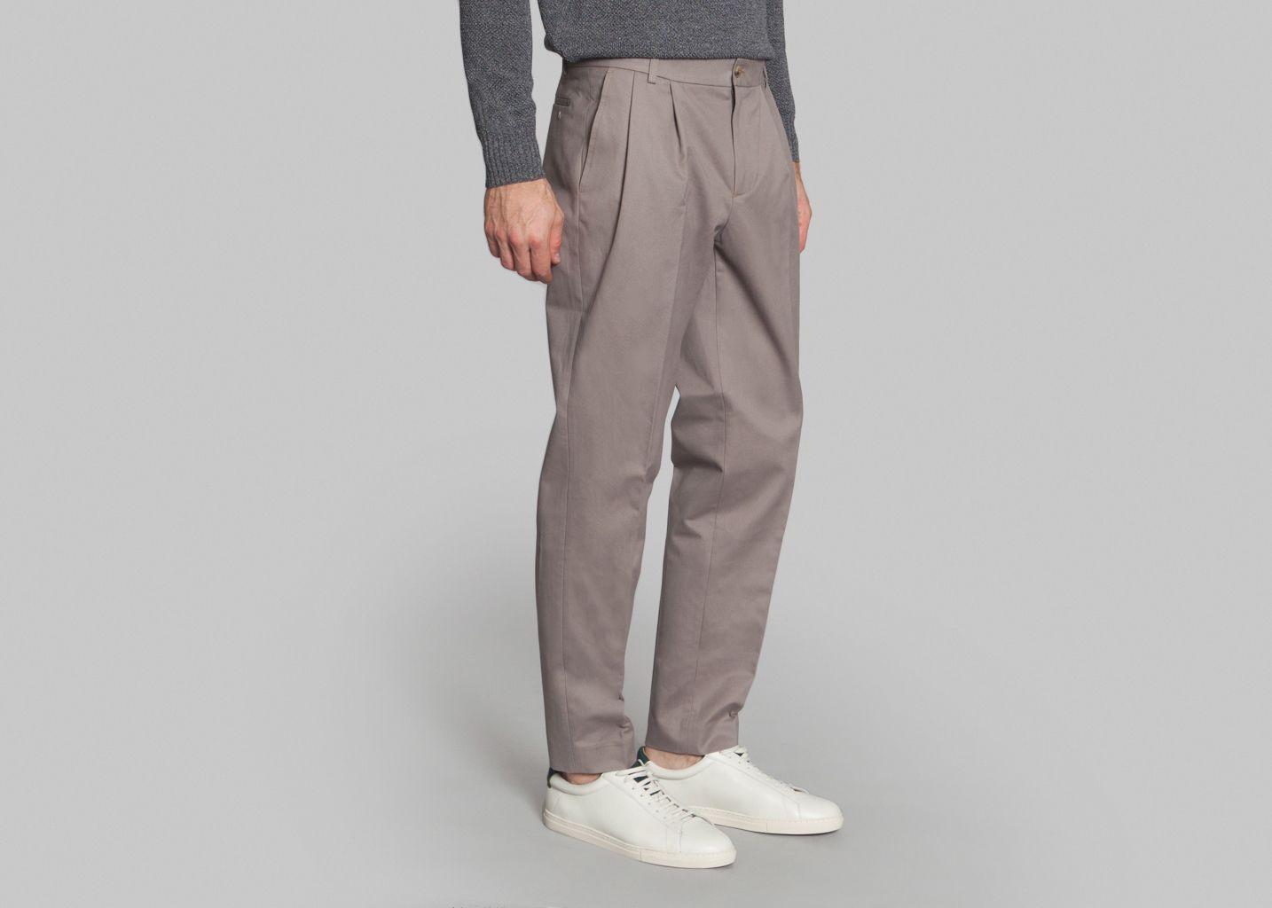 Pantalon Carotte - De Bonne Facture