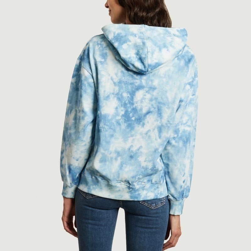 Hoodie imprimé tie and dye Sundborn - Dedicated Brand