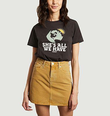 T-shirt en coton bio Mysen All We Have