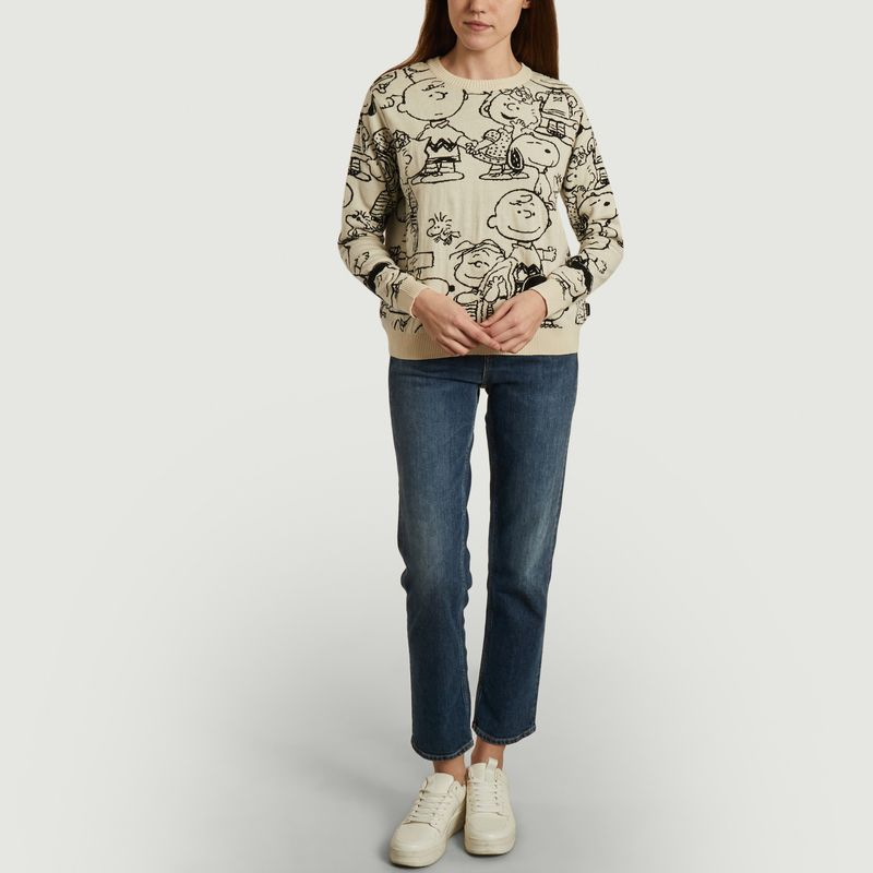 Sweater Arendal x Peanuts  - Dedicated Brand