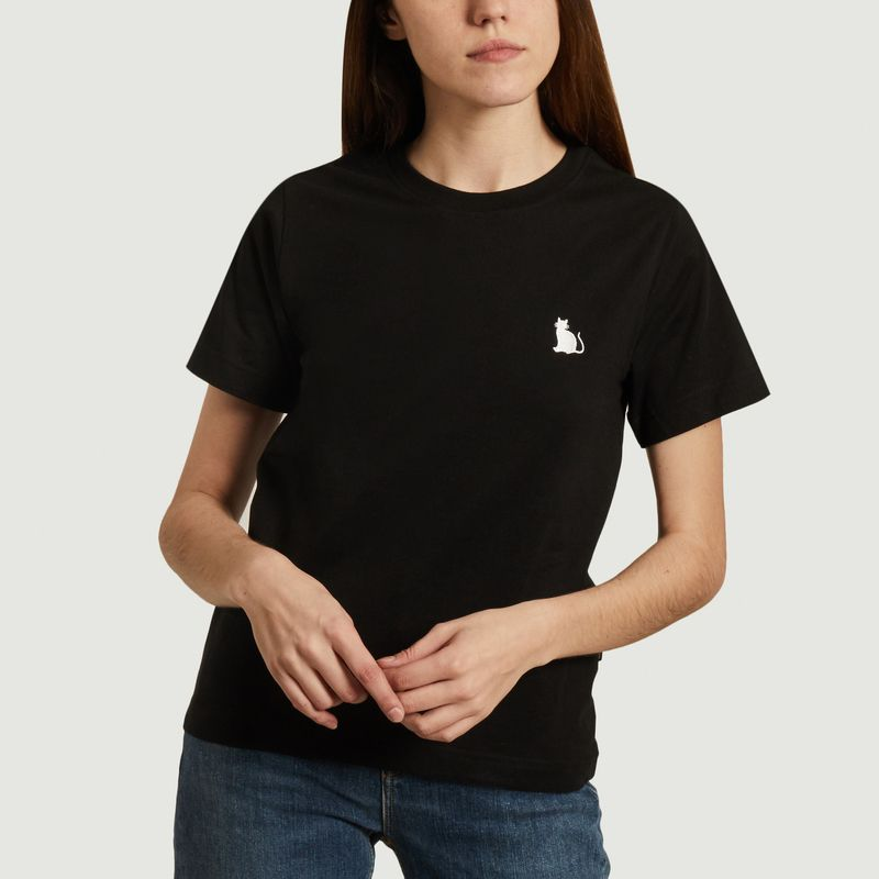 T-shirt Mysen Cat  - Dedicated Brand