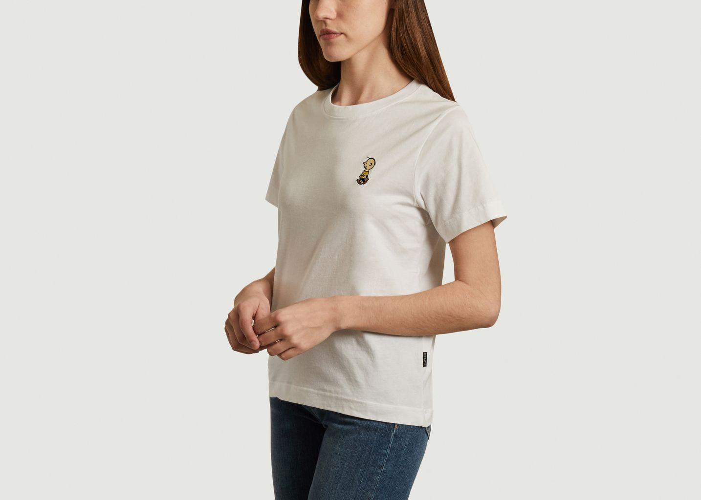 T-shirt Mysen Charlie Brown  - Dedicated Brand