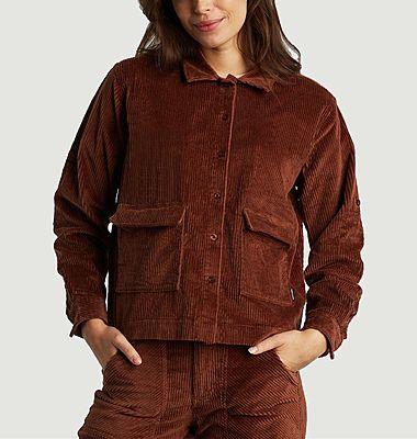 Lima corduroy shirt