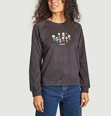 Ystad Peanuts Friends Dedicated Brand x Snoopy sweatshirt