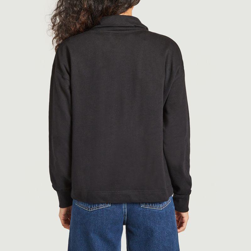 Sweatshirt col camionneur Mariestad - Dedicated Brand