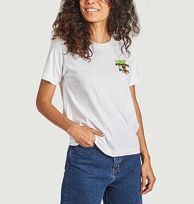 T-shirt imprimé Mysen Plant Power