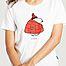 matière T-shirt Mysen Snoopy Puffer Dedicated Brand x Snoopy - Dedicated Brand